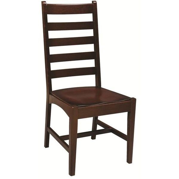 Amish New York Dining Chair (23,660 INR) ❤ Liked On Polyvore Featuring Home,