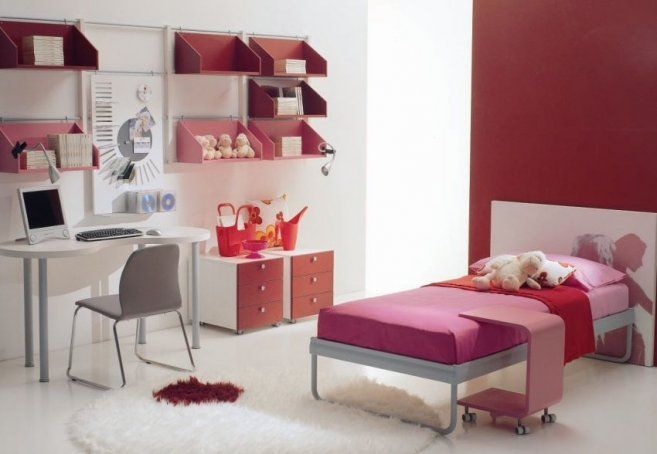 13 Cool Kids Bedrooms Letti Singoli Collection From Di Liddo Perego