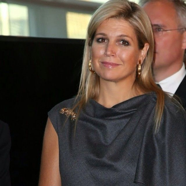 Beautiful! Queen Maxima  and Ban Ki-moon, Secretary-General of the United Nations, inaugurate the newly renovated North Delegates' Lounge at the United Nations buildings in New York City! #queenmaxima #queenmaximaofnetherlands #Netherlands #queen in #NYC #newyork #inaugurate #northdelegateslounge #unitednations #united #nations #Europe #scandinavian #argentinian #beauty #royalty #royallady #lady #royal_lady13