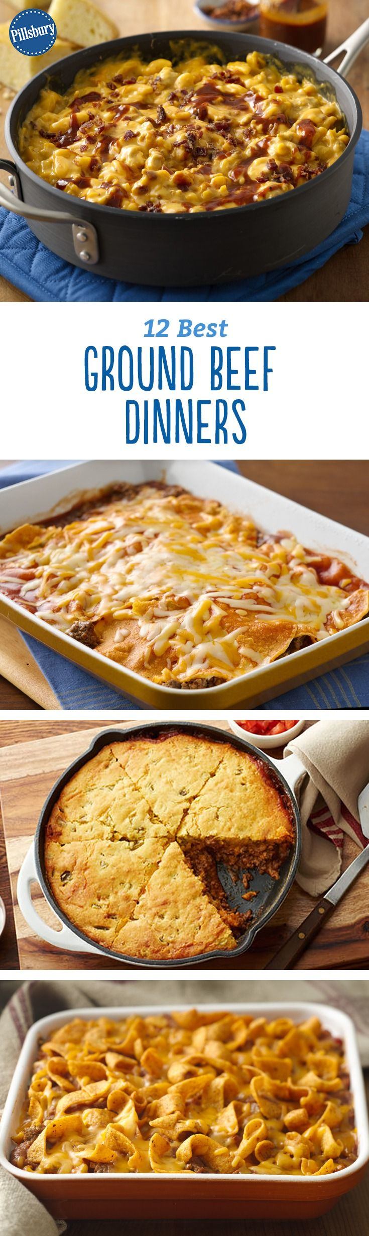 Ground Beef Dinners Ready in 30 Minutes (Or Less ...