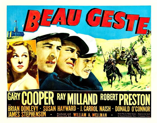 Watch Beau Geste Full-Movie Streaming