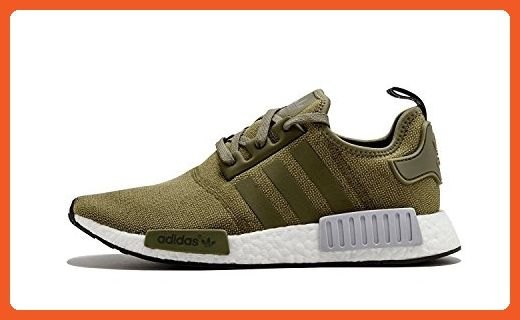 adidas Women\u0027s NMD Runner Dark Green S76010 US 6.5 - Sneakers for women (* Amazon