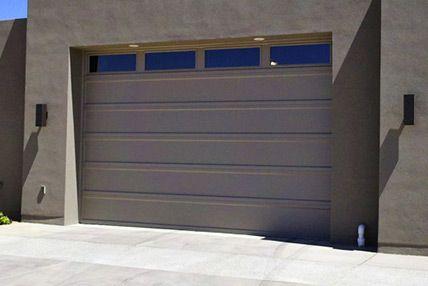 Recessed Panel 2294 Flush Ideal Garage Doors Garage Doors Prices Garage Doors