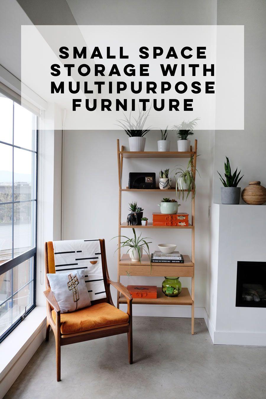 Storage Ideas For Small Spaces Oak Shelving Unit Oak