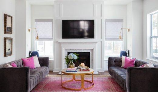 75 Most Popular Living Room Design Ideas For 2019 Stylish Living Houzz Living Room Popular Living Room Stylish Living Room