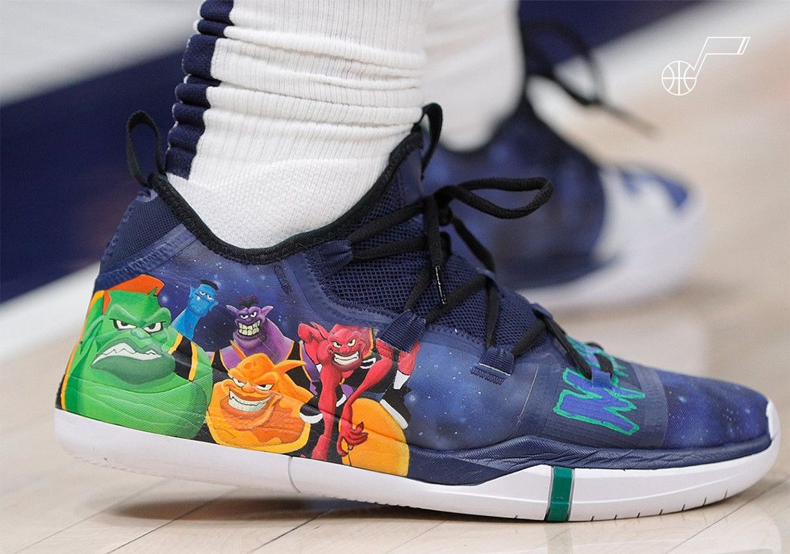Kelly Oubre Jr.s Converse All Star Pro