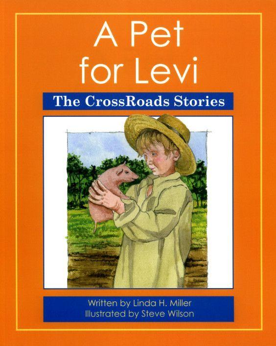 A Pet for Levi