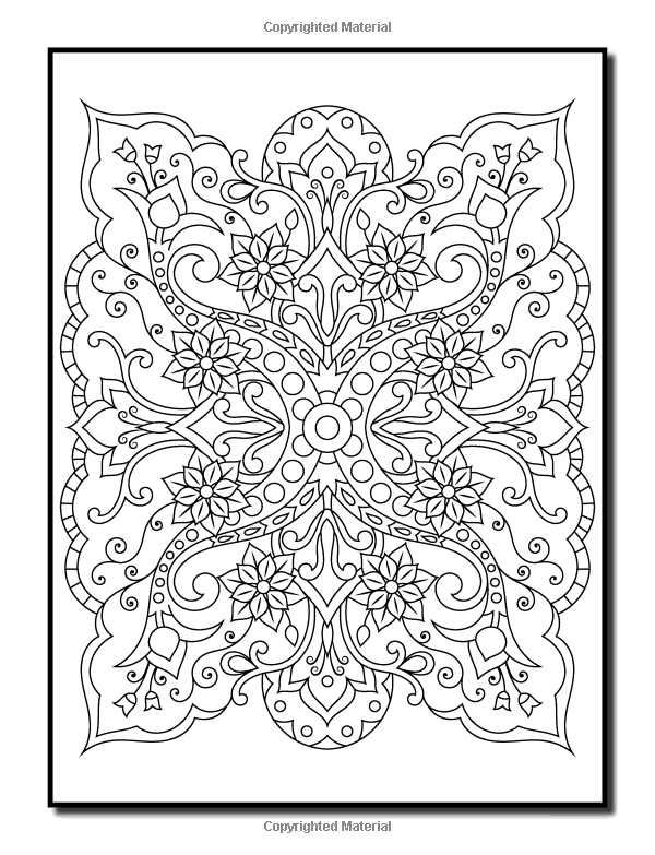 Amazon Com Coloring Books For Adults Relaxation 100 Magical Swirls Coloring Book With Fun Easy And Relaxing Coloring Pa Coloring Books Coloring Pages Color