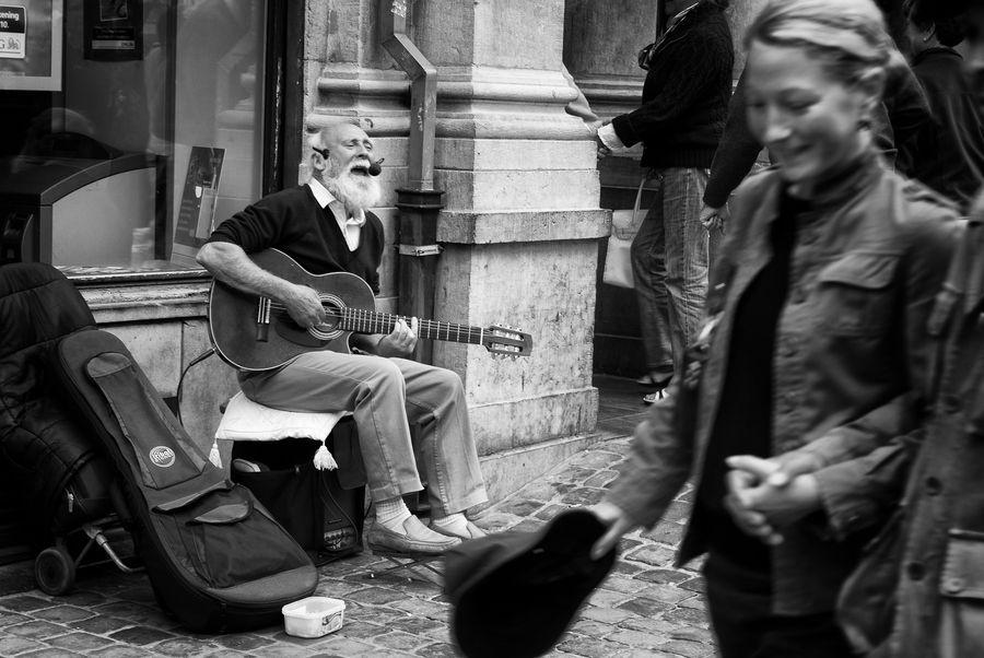 Uncle Albert in Brussels by Paul Pride, via 500px