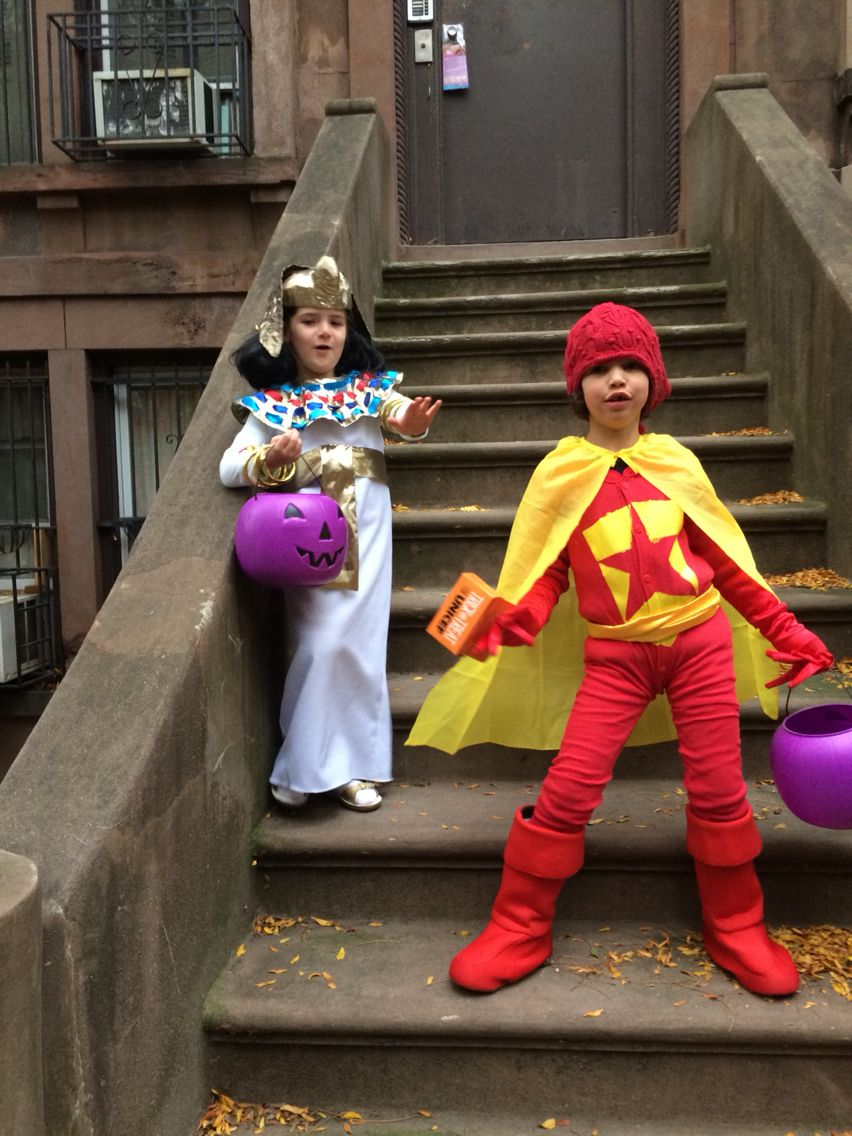 cleopatra and word girl, girls' halloween costumes | halloween