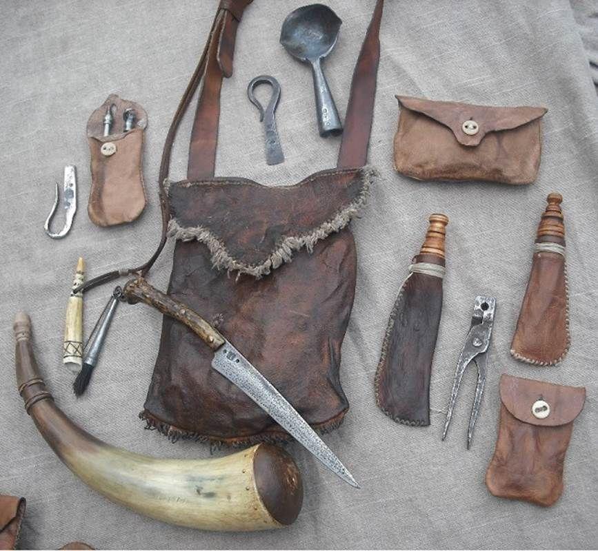 Mountain Man Supplies 82