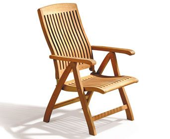 Furniture · Bali Teak Garden Reclining Chair  sc 1 st  Pinterest & Bali Teak Garden Reclining Chair   Ideas for New Home   Pinterest ... islam-shia.org