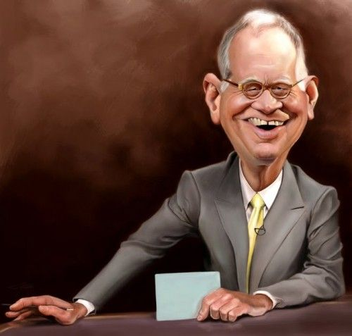 Dave Letterman