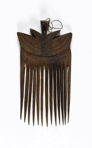 Nigeria  Agala or Afikpo?  20th Century (1910 - 1913)  wood