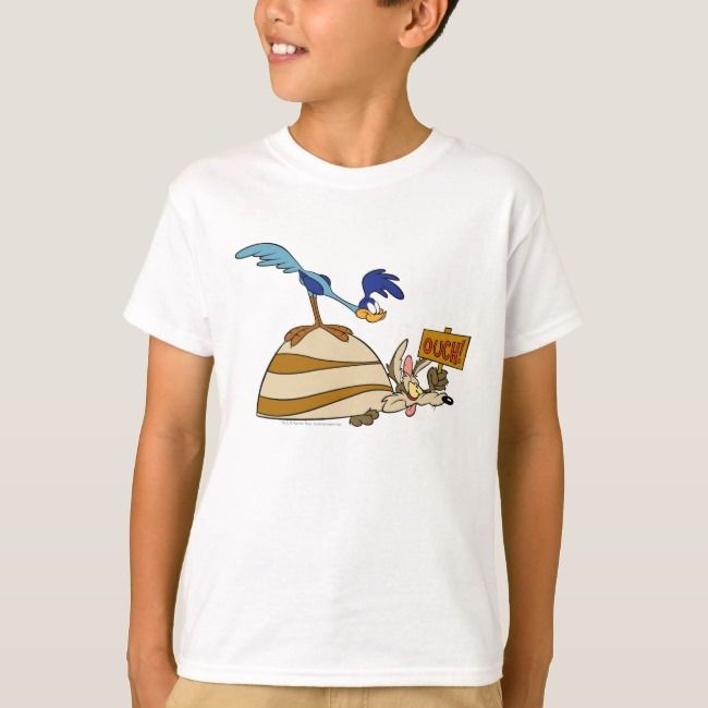 Wile E Coyote and ROAD RUNNER™ Acme Products 5 TShirt