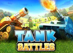 Tank Battles الان متوفرة مجاناً على آيفون, آيباد, آيبود تاتش و اندرويد