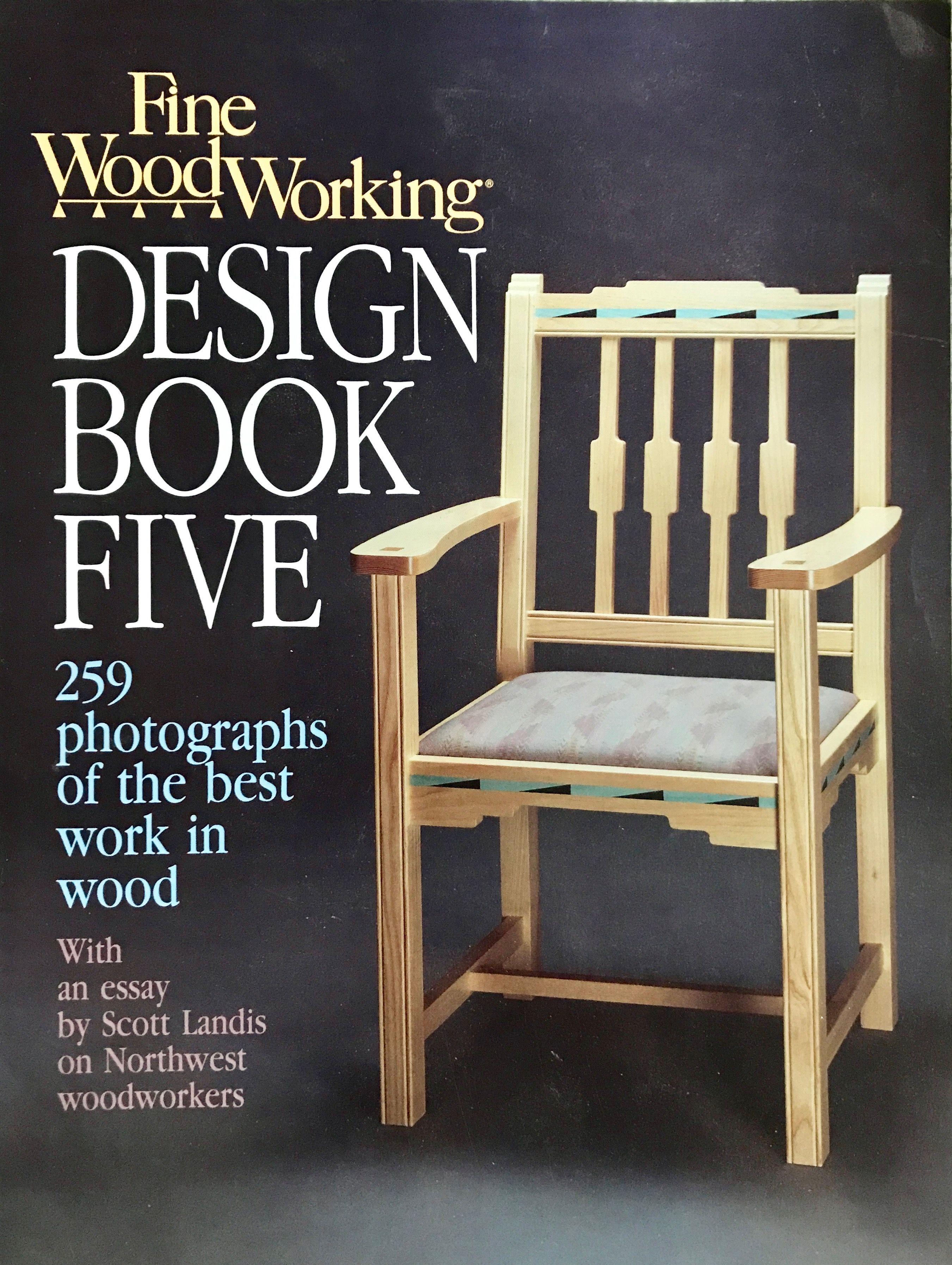 fine woodworking design book fivefine woodworking, 1990