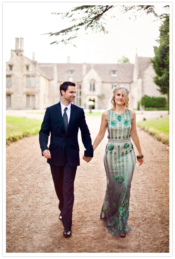Utterly Gorgeous Coloured Gowns For The Unconventional Bride Green Wedding Dresses Amazing Wedding Dress White Wedding Dresses,Wedding Dress For Sale Used