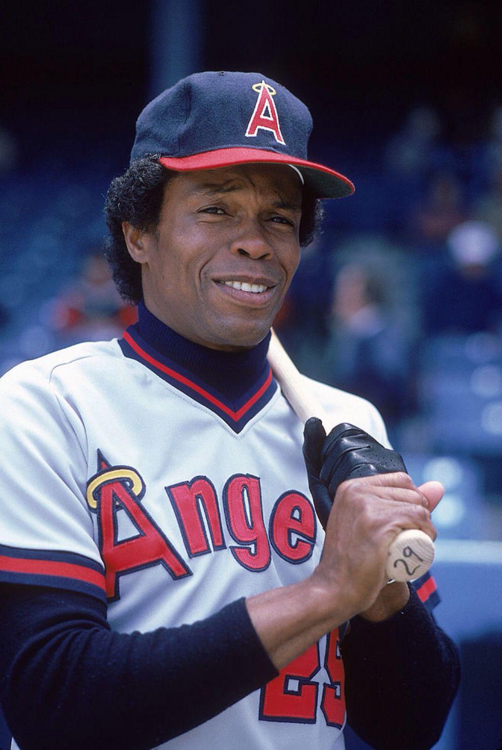 Rod Carew Anaheim angels baseball, Angels baseball, Rod