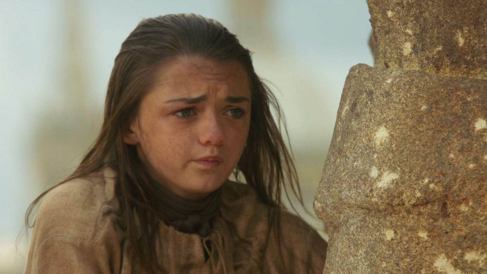 Arya Stark - Arya Stark Photo (23881751) - Fanpop #AryaStark #gameofthrones…