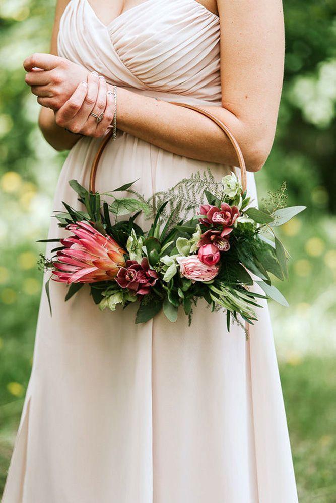30 Incredible Bridesmaid Wedding Bouquets #weddingbridesmaidbouquets