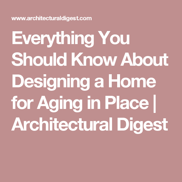 Everything You Should Know About Designing A Home For