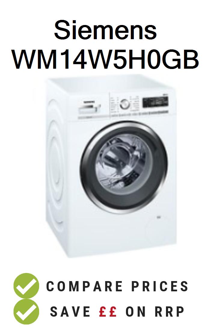 Siemens Wm14w5h0gb Uk Prices Siemens Washing Machine
