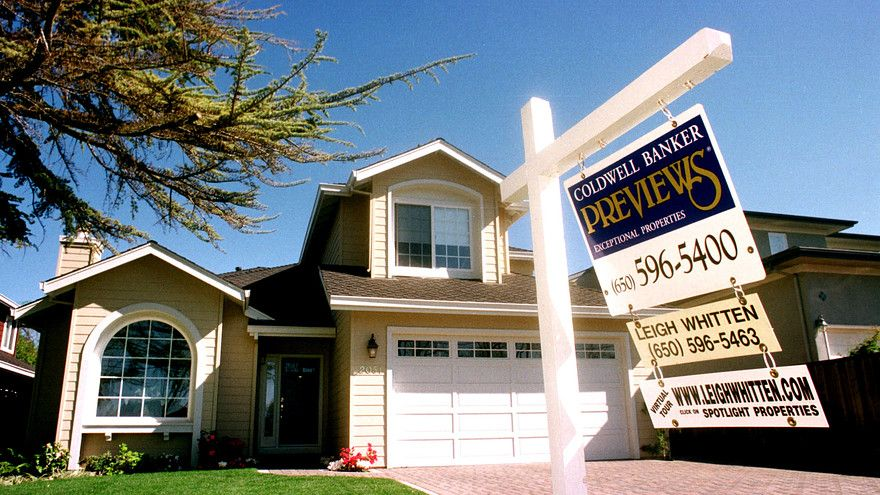 By this measure, buying a home is the best deal it's been in years - MarketWatch