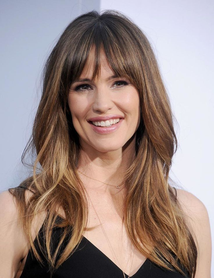 Image Result For Curtain Fringe Bangs Hairstyles Pinterest
