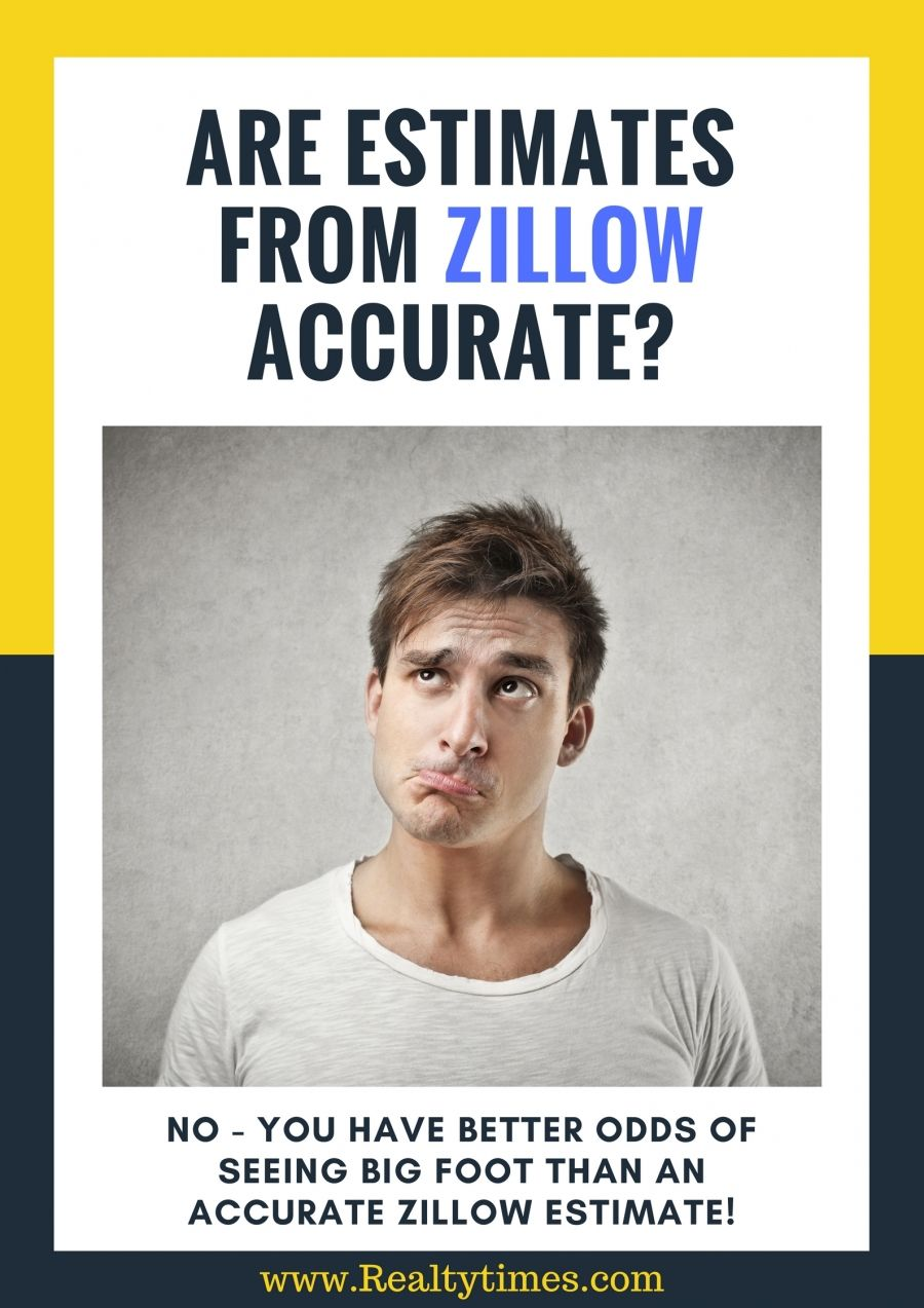 Zillow Estimates Accurate Or Inaccurate With Images Real