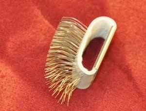Brush For Cleaning Rug Hooking Frame Gripper Strips The Art Of Traditional Hand Hooked