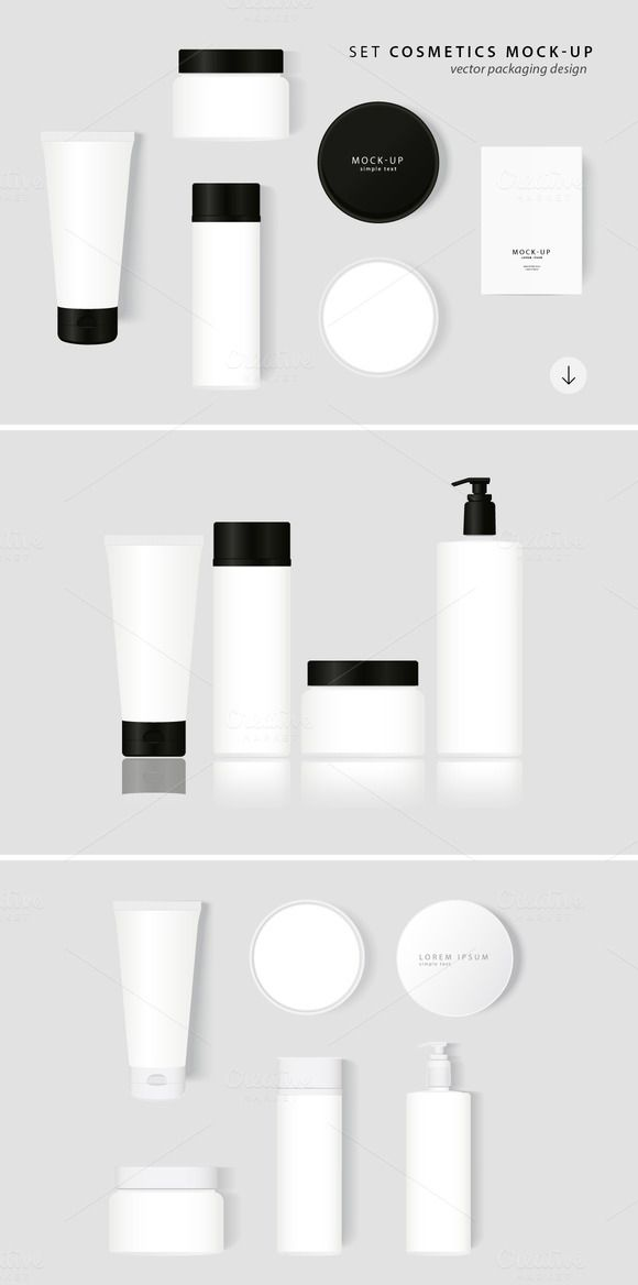 Download Cosmetic Packaging Vector Mockup Cosmetics Mockup Cosmetic Packaging Cosmetic Design