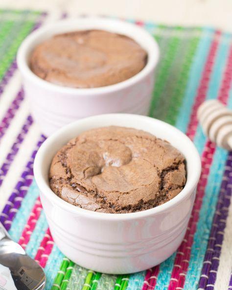 Objetivo: Cupcake Perfecto.: Coulant de Nutella con sólo cuatro ingredientes