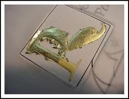 gilded gesso illuminated - Google Search