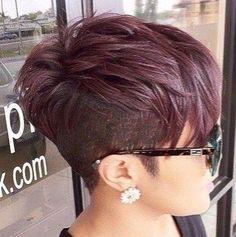 Msbrandis7286 Avec Images Cheveux Courts Coiffures Cheveux Courts Cheveux Extremement Courts