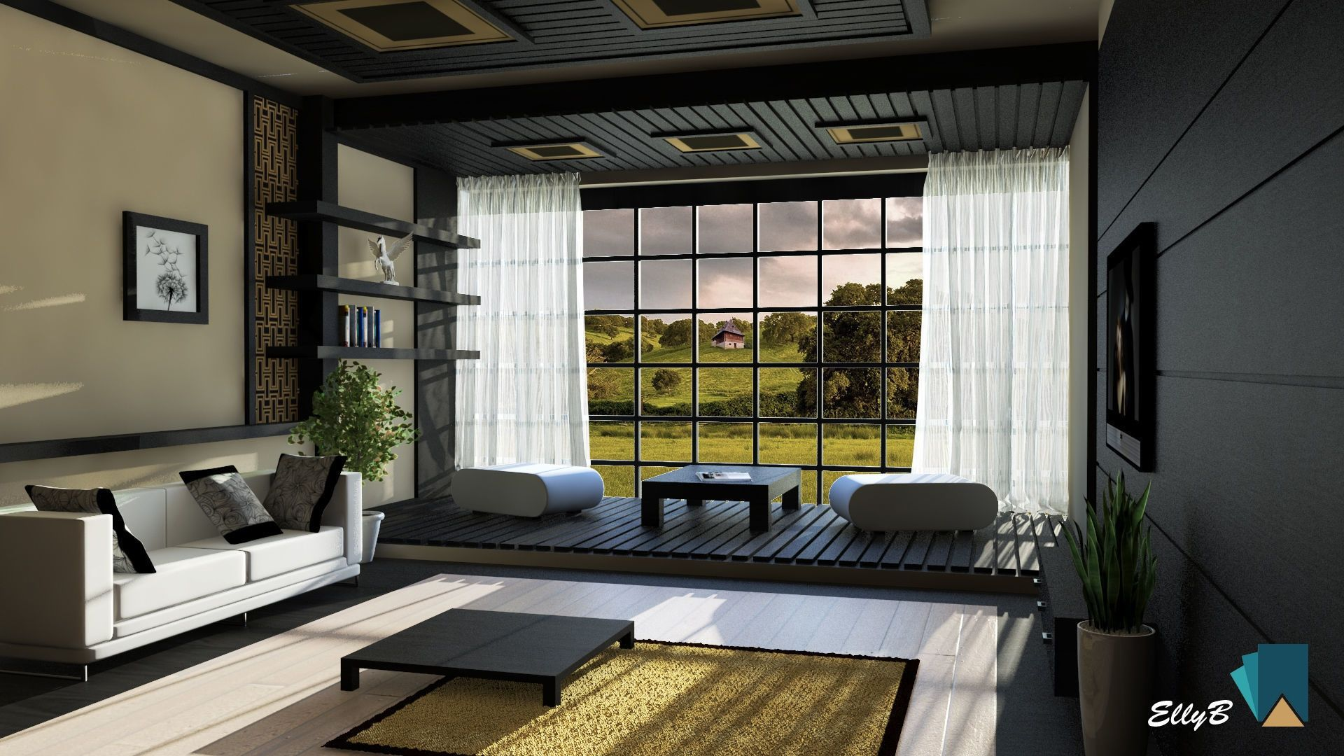 japanese style living room (with images) | living room