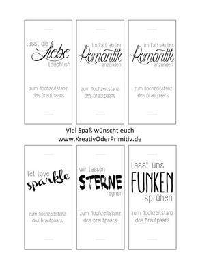 Wunderkerzen Hochzeit Free Printable Download Ausdrucken Diy Tutorial Anleitung Selber Machen Bas Wunderkerzen Hochzeit Diy Hochzeit Vintage Hochzeitstanz