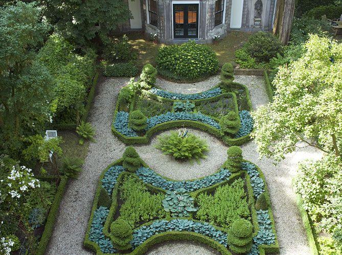 Amsterdam Garden Parterre Garden Formal Garden Design Formal Garden