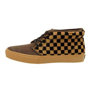 ab22667349 Vans Vault Checkered Pony Chukka LX sneaker  vans  pony  checker  sneaker   59.99