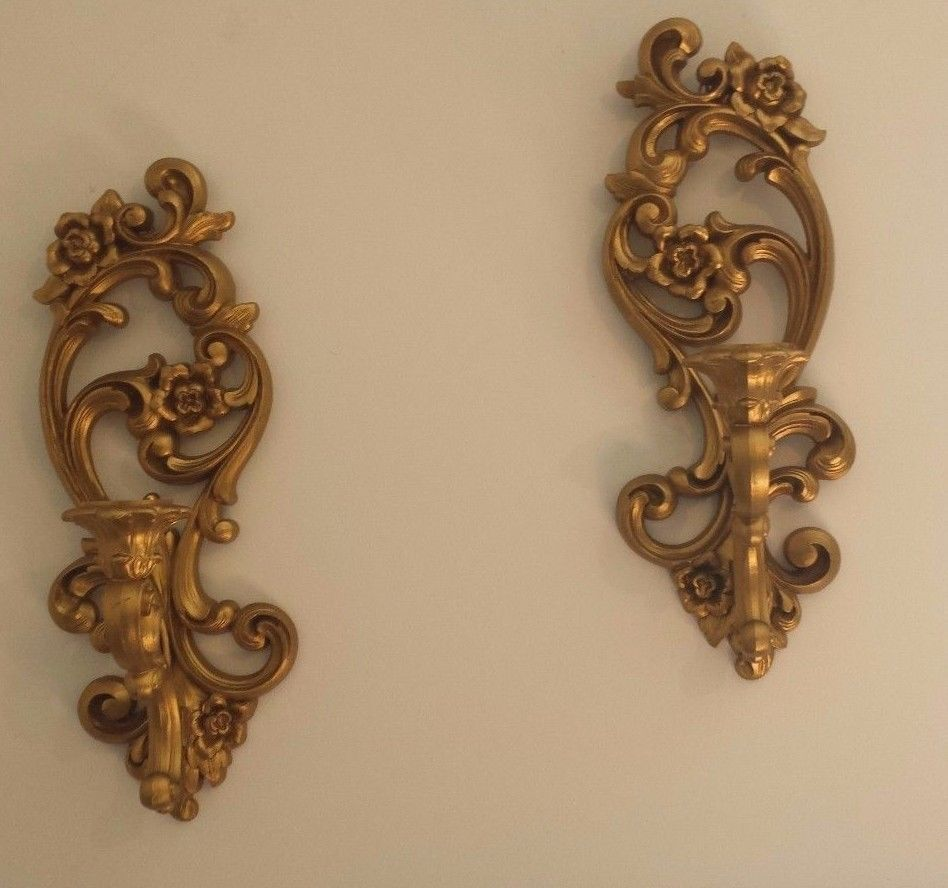 Swing arm wall sconce candle wall sconces pinterest sconces