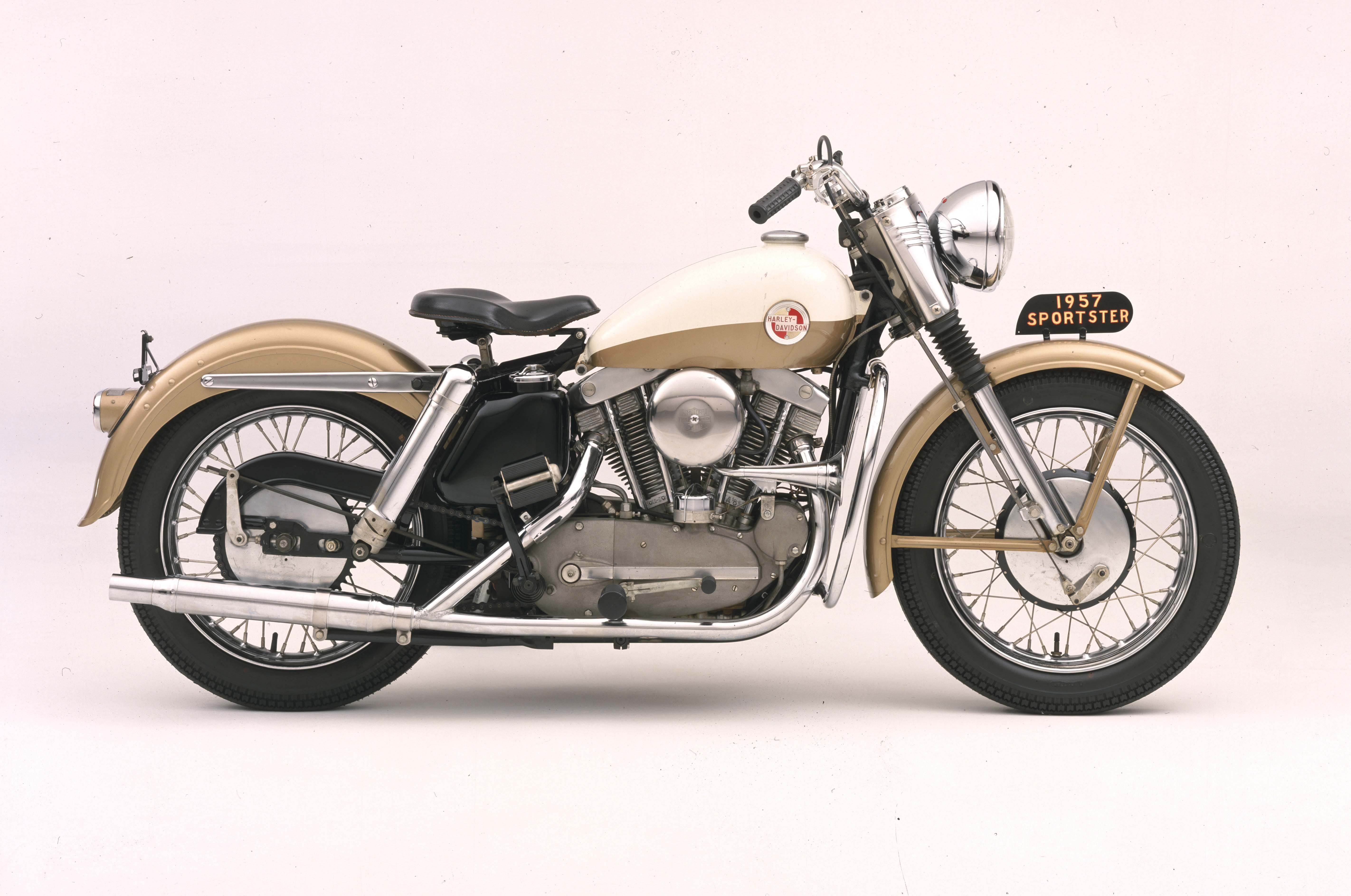 1957 Sees The Birth Of A Legend Harley Davidson Sportster