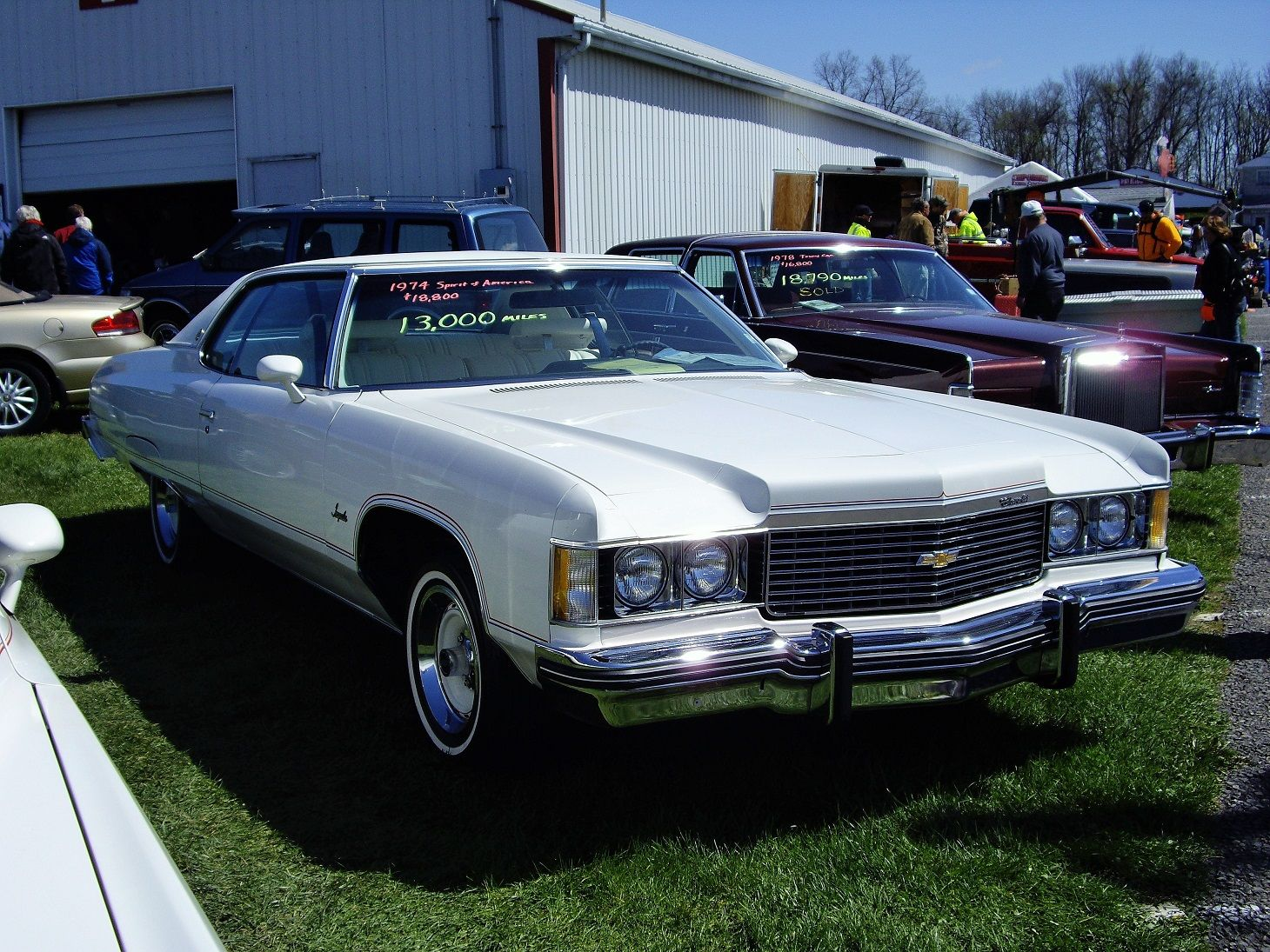 small resolution of 1974 spirit of america chevrolet impala sport coupe