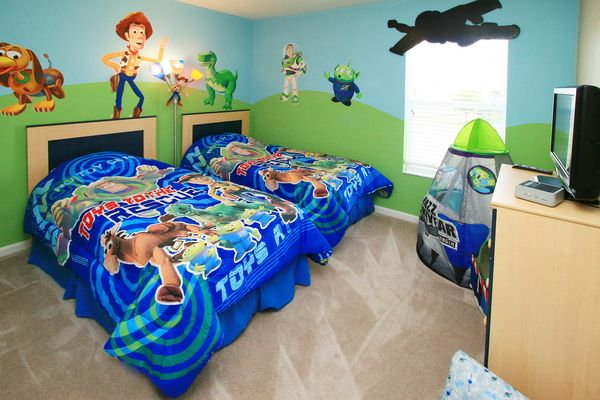 Pin By Michelle Alexander On Toy Story Toy Story Bedroom Kids Bedroom Dream Kids Bedroom Decor