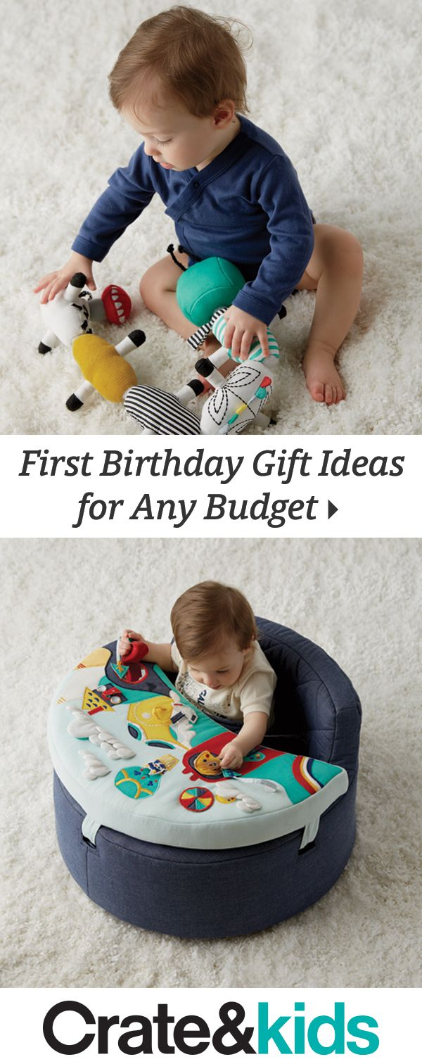 First Birthday Gift Ideas For Your Budget
