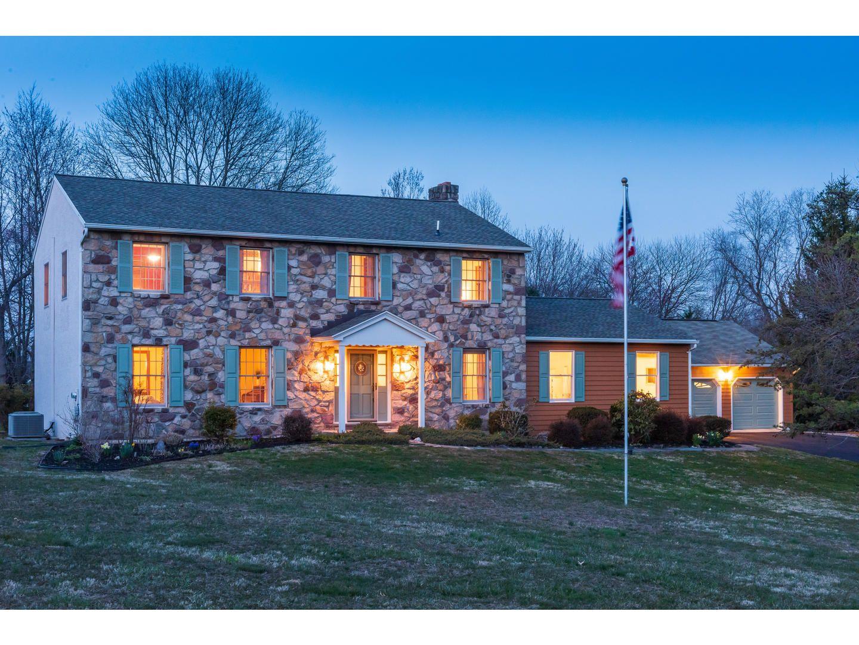 Stone Home For Sale 96 E Seven Stars Rd. Phoenixville