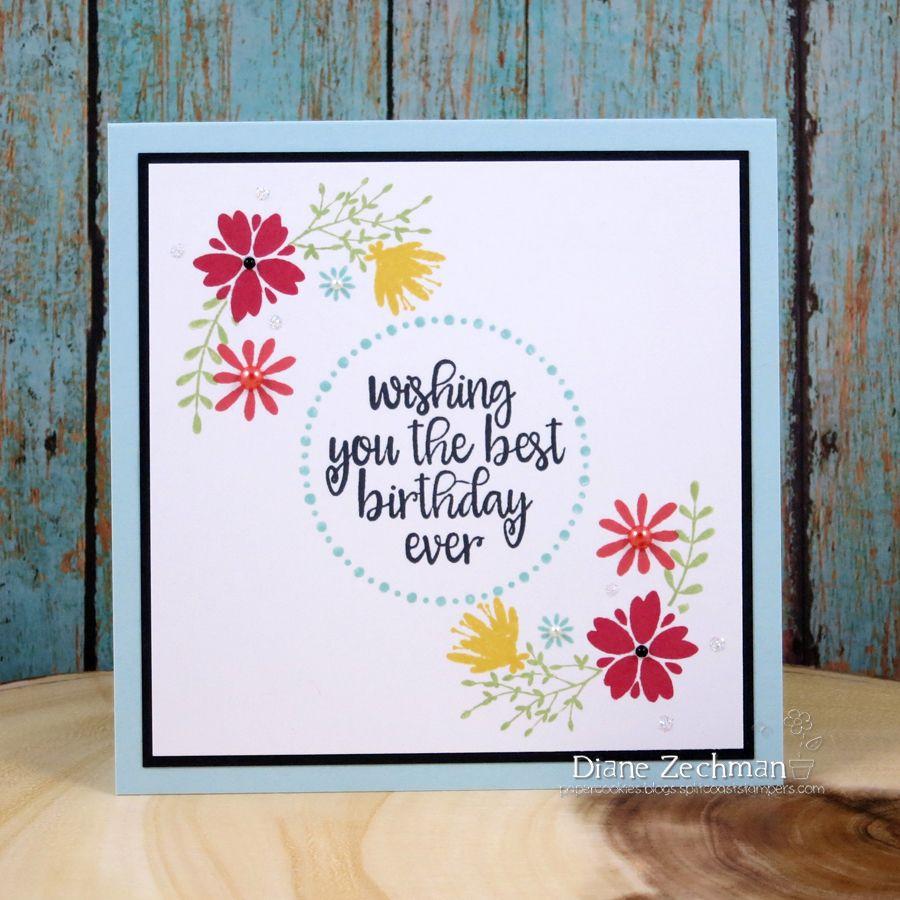 Ginak Wreath Builder 1 Diane Zechman Paper Crafts Cards Card Craft Cards Handmade