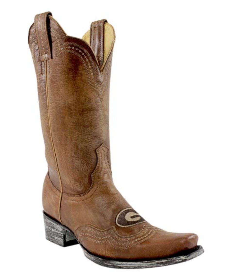 Women's Georgia Cowboy Riding Boot