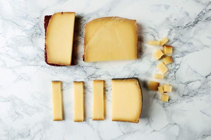 Was versteckt sich hinter den Begriffen der Käsesorten? 4. Hartkäse