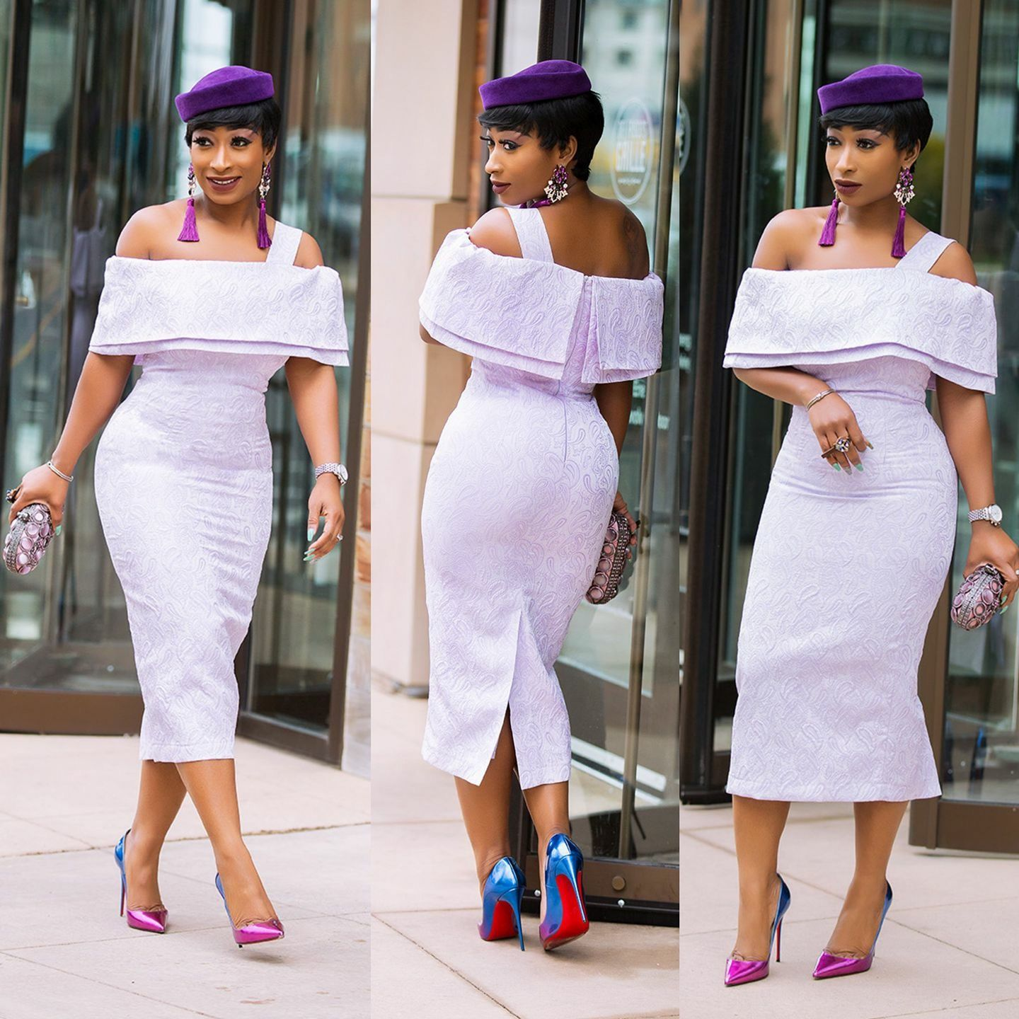 Lace short dress styles in nigeria  Pin by temitayo on Dresses  Pinterest  African fashion Africans