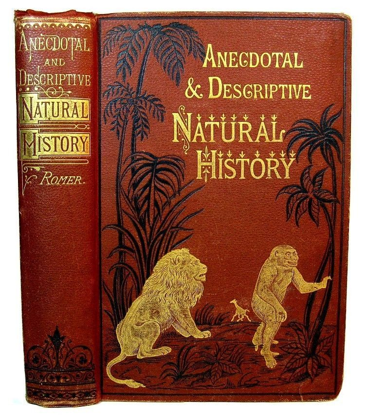 Science Natural History Wild Animals
